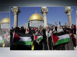 Palestinian anger erupts in Jerusalem's Old City