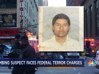 Port Authority suspect charged in pipe bomb attack