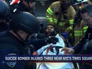 NYC bombing was 'in the name of ISIS'