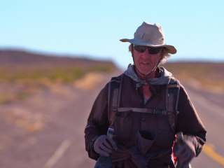 Meet the man on a 15,000-mile journey, from Argentina to Alaska
