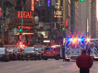Explosion at New York Port Authority: Injured suspect is in custody