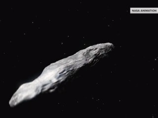 Could cigar-shaped asteroid be an alien spacecraft? Scientists investigate