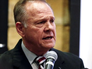 Roy Moore: 'I did not molest anyone'