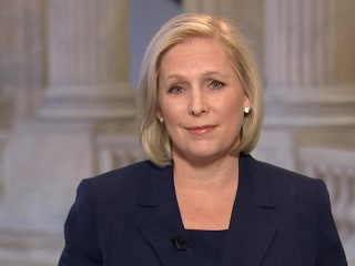 Kirsten Gillibrand after Trump's tweet about her: 'He is a bully'