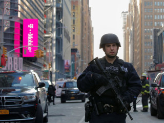 NYC explosion: Suspected terrorist wore low-tech explosive device