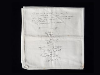 The problems with the GOP tax plan began as a 1974 bar napkin doodle