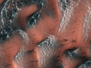 New discovery of water on Mars could help future missions to the planet