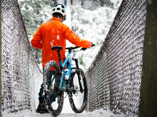 The better way to ride your bike in cold weather
