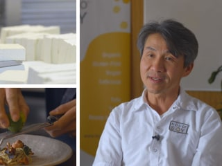 'What tofu should be': This former banker left finance to master tofu