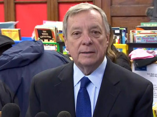Sen. Durbin defends what he heard during Trump's immigration meeting