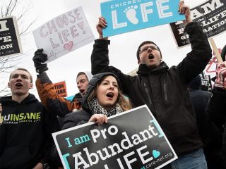 Watch live: March for Life rally in D.C.