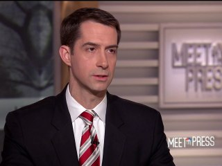 Cotton: 'I can't make that kind of commitment' to support Trump deal