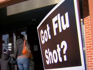 Increased demand for flu shot amid mounting emergency