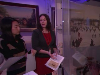 Museum course uses art to prepare immigrants for their citizenship exam
