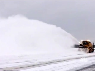 Nearly 2,000 flights canceled after Bomb Cyclone blizzard