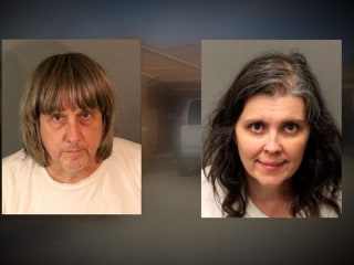 13 siblings found held captive in California; parents charged with torture
