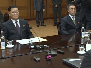 North Korea and South Korea resume talks