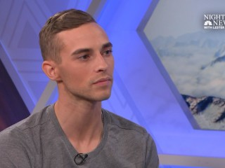 Adam Rippon opens up about eating disorders in figure skating