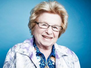 Relationship advice from sex therapist Dr. Ruth