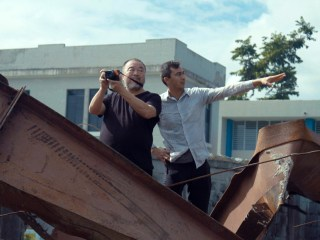 Artist Ai Weiwei's journey following refugees takes him to Puerto Rico