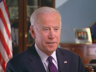 """Biden on Porter's access to the President: """"I can't explain it'"""