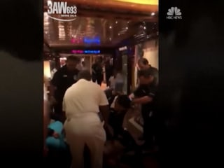 Brawl breaks out on Carnival cruise