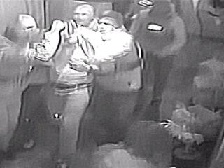 Former president of Georgia seized at Kiev restaurant, deported