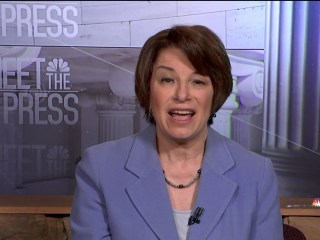 Klobuchar: Fines for social media? 'Great idea'