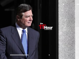 Lawmakers: Did Manafort promise White House job to banker in return for loan?