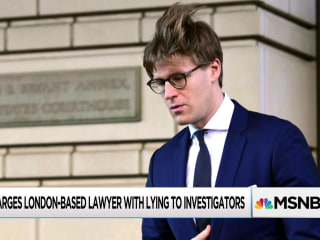Americans google Alex van der Zwaan as Mueller issues new charges