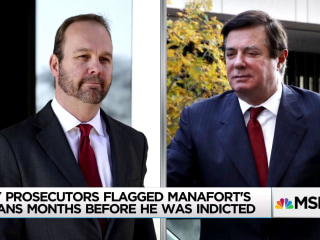 Mueller mention of new evidence suggests more Manafort charges
