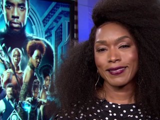 Angela Bassett: 'Now is the time' for 'Black Panther'