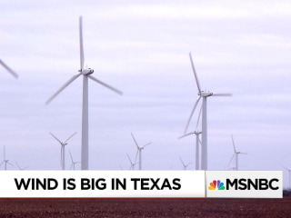 Wind is big in Texas