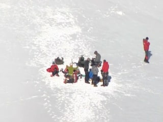 Climber dies after fall on Mount Hood, 6 others rescued