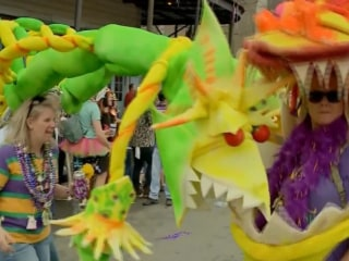 Let The Good Times Roll: New Orleans Celebrates Mardi Gras