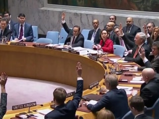 U.N. Security Council approves 30-day ceasefire in Syria