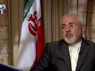Iranian Foreign Minister Zarif on Israel: 'We will act if necessary'