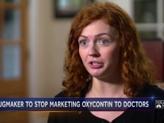 OxyContin maker Purdue stops promoting opioids in light of epidemic