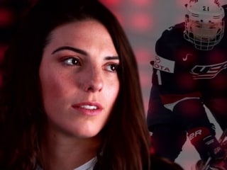 Hilary Knight chases Olympic gold for U.S. women's hockey