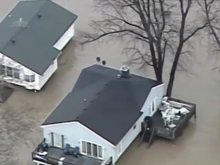 Millions facing severe weather and flooding