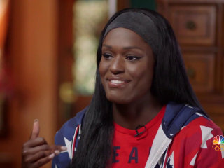 After winning Bronze in Sochi, Aja Evans chasing Gold in PyeongChang