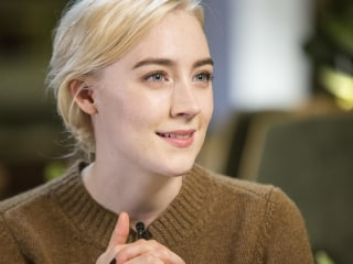 Saoirse Ronan: 'Lady Bird' was released at 'exactly the right time'