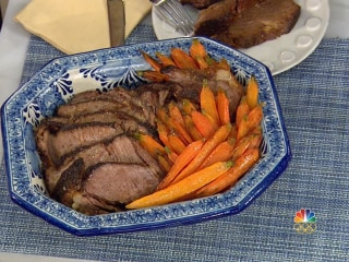 Make 3 hearty winter meals with this delicious classic beef brisket recipe