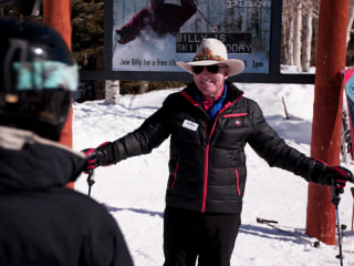 Billy Kidd's passion for skiing hasn't faded since he won gold in 1964