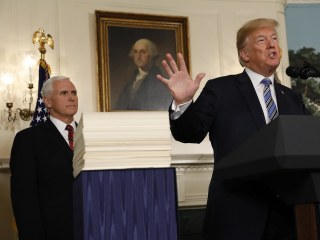 Trump says he has signed spending bill 'as a matter of national security'