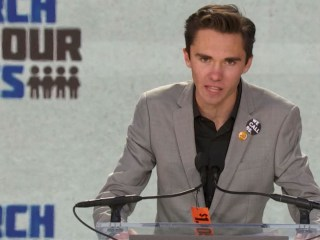 'Get your resumes ready': David Hogg singles out no-action politicians at March For Our Lives rally