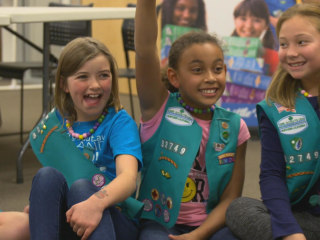 Girl Scouts learn to fight cybercrime with new badges