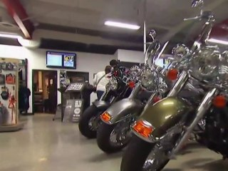 Harley Davidson says new tariffs will impact sales and costs