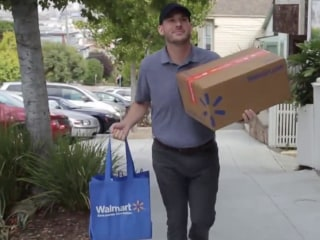 Walmart to offer same-day grocery delivery in 100 markets