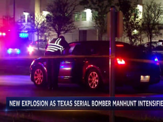 Suspected serial bomber may have struck again in Texas